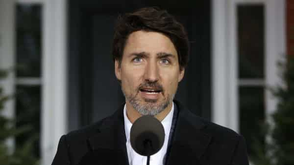 File photo of Canadian Prime Minister Justin Trudeau.