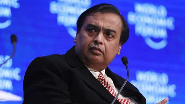 RIL chairman and managing director Mukesh Ambani (Bloomberg)