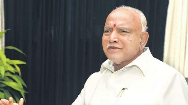 Karnataka chief minister B.S. Yediyurappa. (Mint )