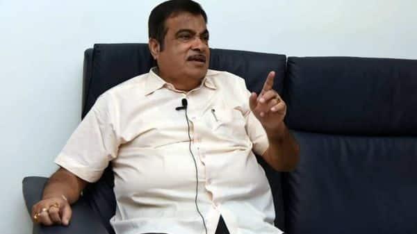Minister of Road Transport & Highways and MSME Nitin Gadkari (Photo: ANI)
