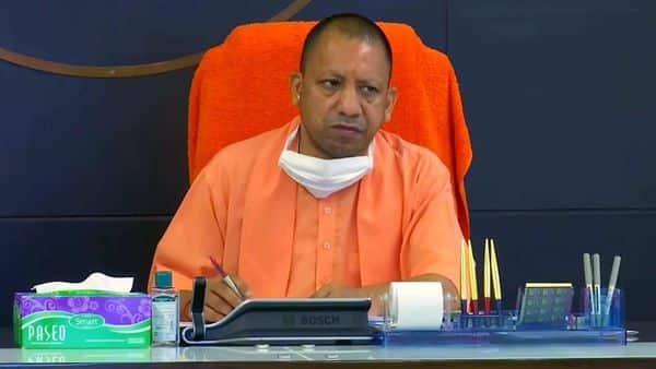 Uttar Pradesh Chief Minister Yogi Adityanath (Photo: ANI)