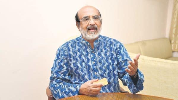 Kerala finance minister Thomas Isaac. (Ramesh Pathania/Mint)
