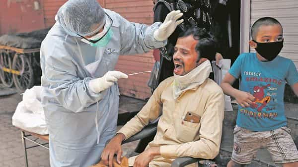 Including the $3 million, USAID has provided India $5.9 million to respond to the covid-19 outbreak in the country. (Photo: Reuters)