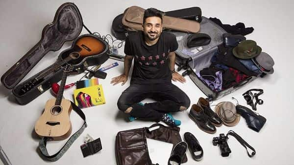 Actor and stand-up comic Vir Das.
