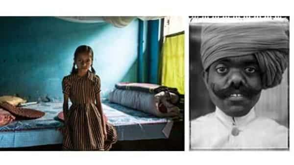 (Left) From the series 'Portraits' by Matilde Gattoni; and from the series 'Indian Stills' by Carlo Bevilacqua. (Photo courtesy: Matilde Gattoni/Prints for India and Carlo Bevilacqua/Prints for India)