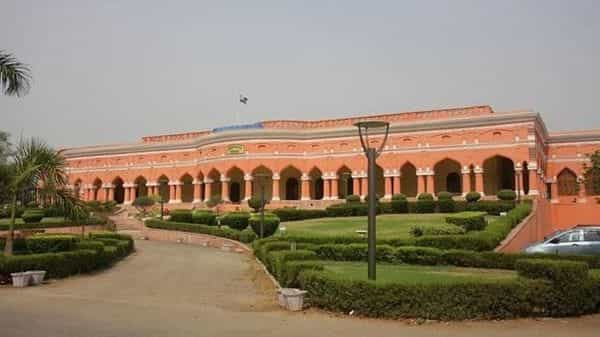 DRDO office in Timarpur. (HT)