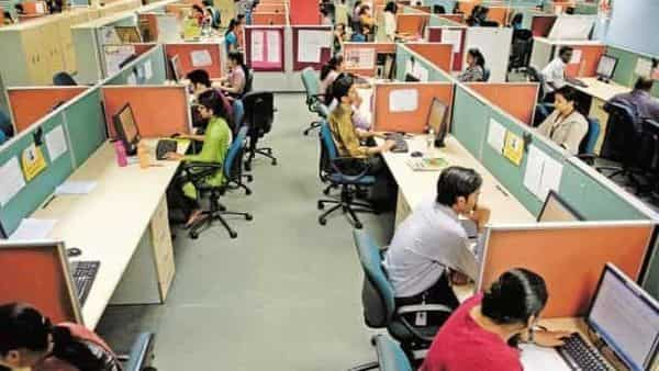 IT companies have been asked to follow a staggered ramp-up plan to reach this 33 per cent workforce limit in a phased manner.