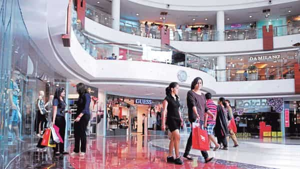 Some malls offer relief on rents, others wait for clarity