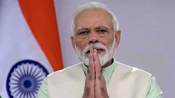 On March 24, PM Modi announced the 21-day nationwide lockdown to contain the spread of Covid-19, (ANI)