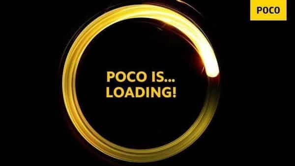 A Poco teaser shared by the company's official Twitter handle