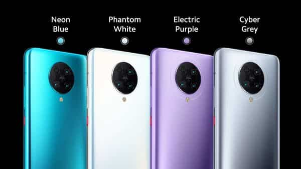 The Poco F2 features a quad camera setup at the back with 64MP Sony IMX686 primary sensor (Poco)