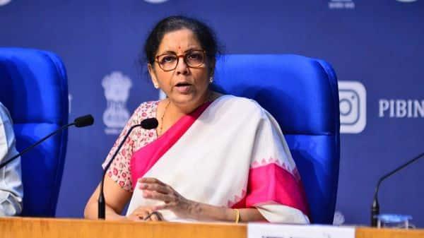 Finance Minister Nirmala Sitharaman (Photo: Pradeep Gaur/Mint)