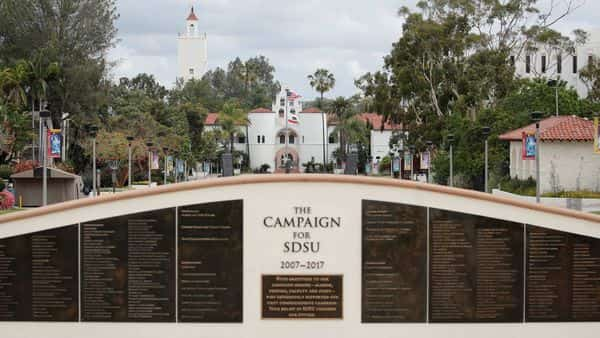 California State University said almost all classes across its 23 university campuses would be online (REUTERS)