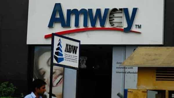 A file photo of Amway's regional office in New Delhi