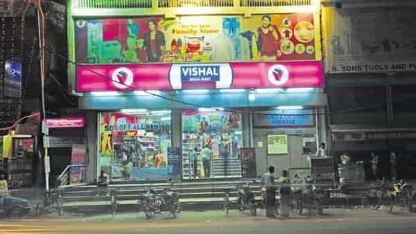 Flipkart has tied up with Vishal Mega Mart stores