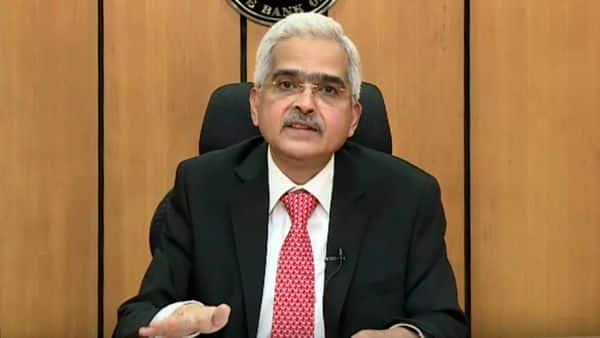 RBI governor Shaktikanta Das,