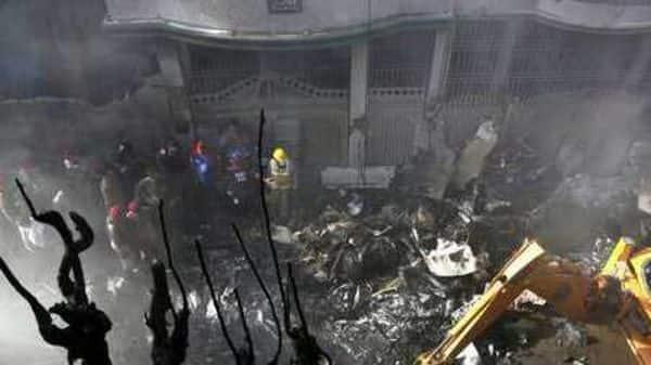 Two Survivors 97 Casualties In Pakistan Airliner Crash Authorities
