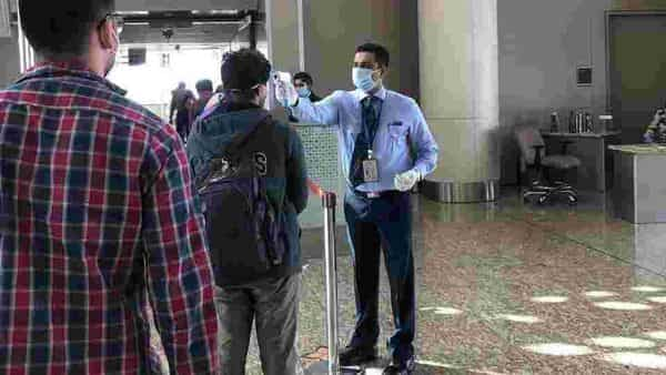 Passengers have to undergo two thermal scans; one before entering the airport and the second right before entering the aerobridge. Maharashtra agreed to allow 25 arrivals and departures from Mumbai from 25 May, while other parts of Maharashtra will maintain one-third of flight capacity allocated during the full summer schedule.