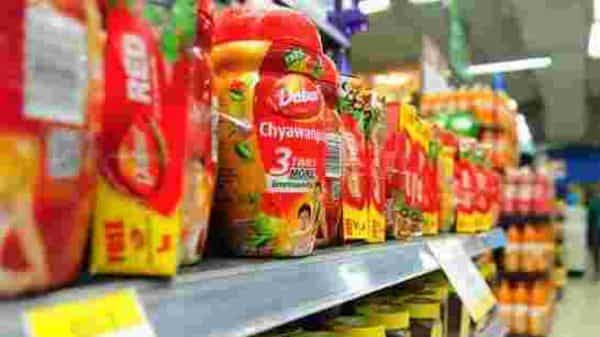 Dabur India reported a 24% year-on-year decline in its fourth quarter (Q4) net profit to  ₹281 crore. (Photo: Ramesh Pathania/Mint)