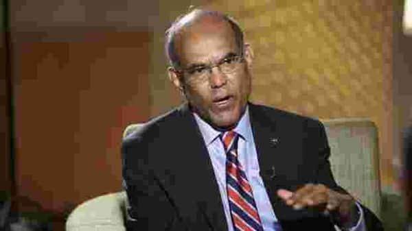 former RBI governor Duvvuri Subbarao (Photo: Bloomberg)