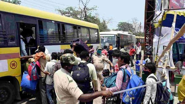 In Karnataka 44% of salaried wage workers reported that they had not been paid their salaries or they had received reduced salaries during the lockdown. (Photo: ANI)