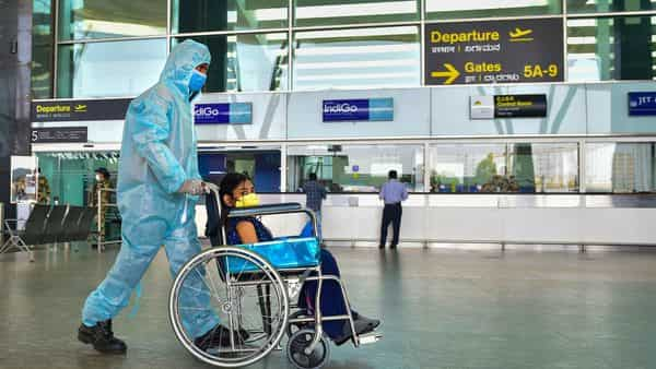 Covid-19: Flights into Karnataka suspended from five states