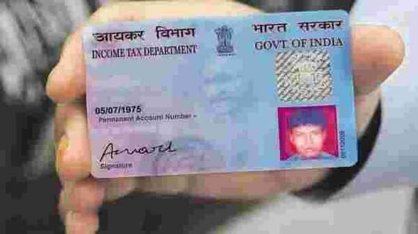 It is mandatory to link your PAN card with Aadhaar card.