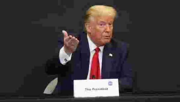 US President Donald Trump.  (Photo: Reuters)