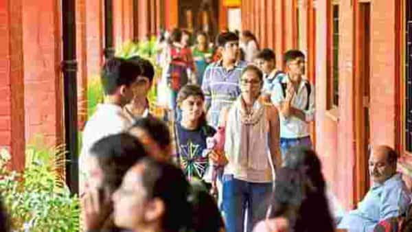 India is home to nearly 48,000 international students as of now, and the country aims to take that number to 200,000 over a period of time. (Photo: Hindustan Times)