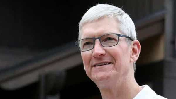 FILE PHOTO: Tim Cook, CEO of Apple,  (REUTERS)
