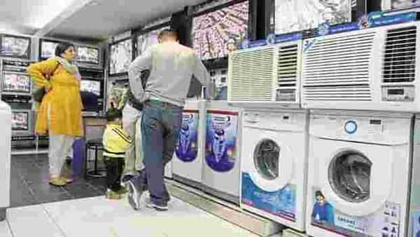 Consumer durables may see some resumption in sales though, depending on need and pent-up demand. (Photo: Hindustan Times)