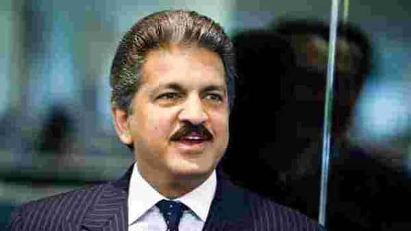 Mahindra Group Chairman Anand Mahindra. Photo: Bloomberg