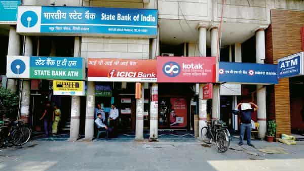 For Indian banks, this could be a favourable development, given their risk-averse stance. (Photo: Mint)