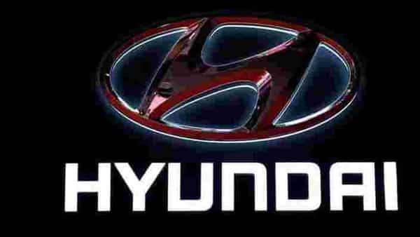 The logo of Hyundai Motor. (REUTERS)