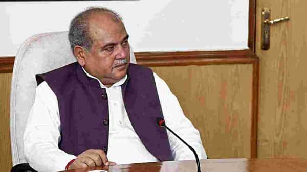 Union Minister for Agriculture & Farmers Welfare Narendra Singh Tomar. (Photo: ANI)