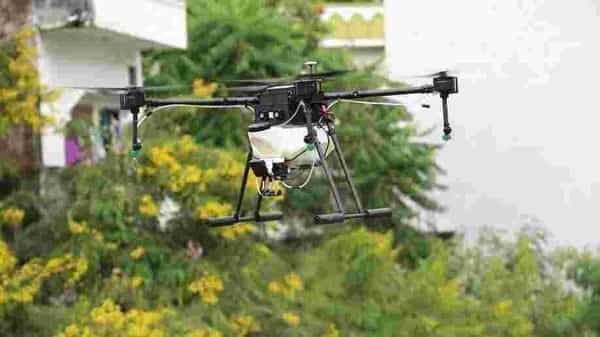 Representative photo: After multiple rounds of documentation, face to face meetings, and scrutiny the BEAM committee selected Zomato, Swiggy, Zipline and Redwing, and Throttle Aerospace Systems for long-range or beyond visual line of sight (BVLOS) drone experiments.