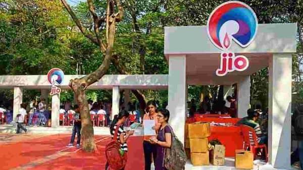Jio Platforms has raised  ₹87,655.35 crore (Photo: Mint)
