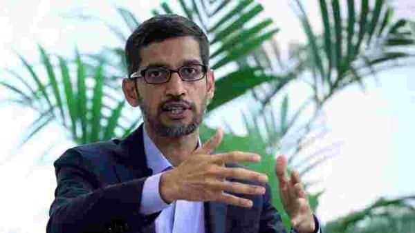 Sundar Pichai, CEO of Google and Alphabet (Reuters)