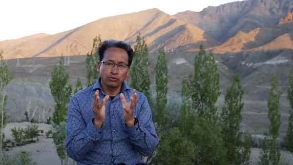 Wangchuk's call of 'give up all Chinese software in a week, all Chinese hardware in a year,' has resonated with millions of Indians