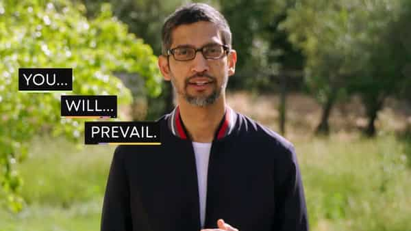 Pichai grew up in Chennai and studied engineering at the Indian Institute of Technology