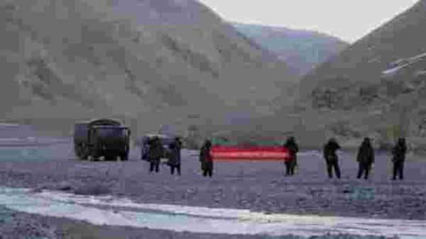 China has deployed a large number of troops in Pangong Tso and Galwan Valley. (File Photo: Reuters)