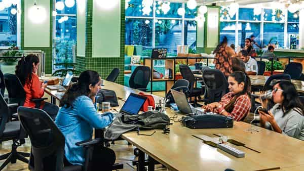 Before the coronavirus outbreak and the lockdown, many co-working startups were planning to raise fresh capital and turn profitable to support the next leg of growth. (Photo: Mint)
