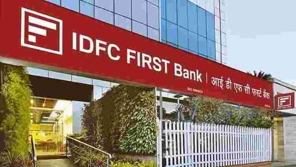IDFC First Bank.