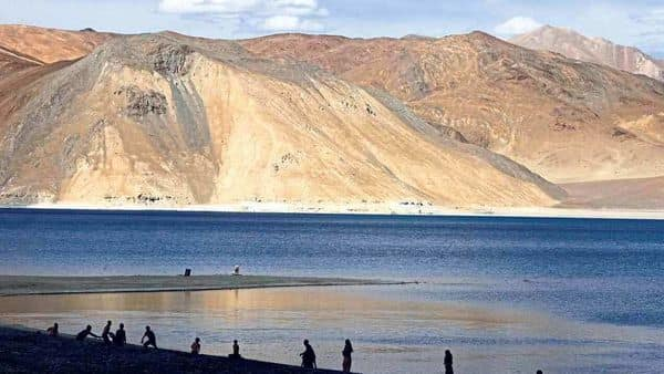 China has deployed a large number of troops in Pangong Tso and Galwan Valley. A file photo. (Photo: AP)