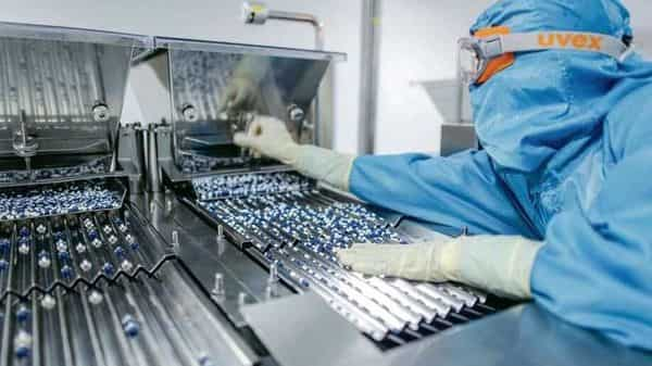In pharma, India is overwhelmingly dependent on China, with 75% of domestic supplies of raw materials sourced from there. (Photo: Bloomberg)