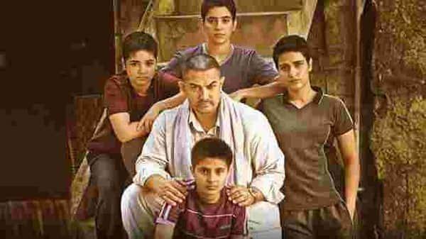 Aamir Khan's 'Dangal' had garnered  ₹1,200 crore in China