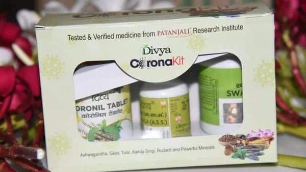 Coronavirus treatment: Ramdev's Patanjali launches Coronil kit for ...