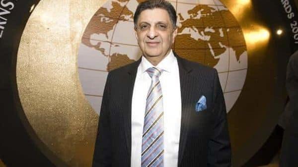 File photo of Cyrus Poonawalla, chairman of Serum Institute of India Ltd