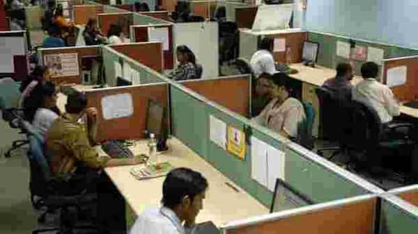 Of course, there will be some impact on big Indian IT services companies such as TCS, Infosys, Wipro, HCL Tech, etc.  (Abhijit Bhatlekar/Mint)
