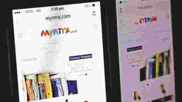 Myntra had recently bagged a deal from Spanish fashion brand Mango to manage its stores in India. Photo: Bloomberg